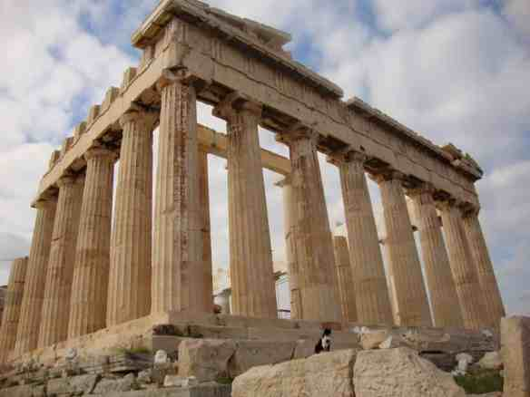 Acropolis cat, cats of Greece