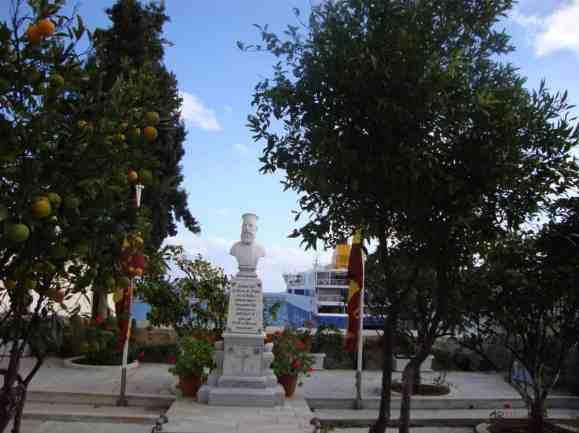 Syros, best Greek Cyclades island
