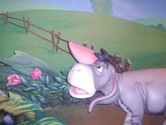 Winnie the Poo ride, growing up a disney kid