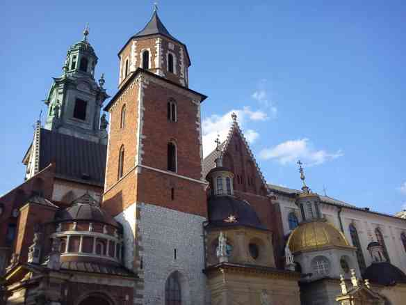 Wawel Church, Tips on Areas to Stay in Krakow