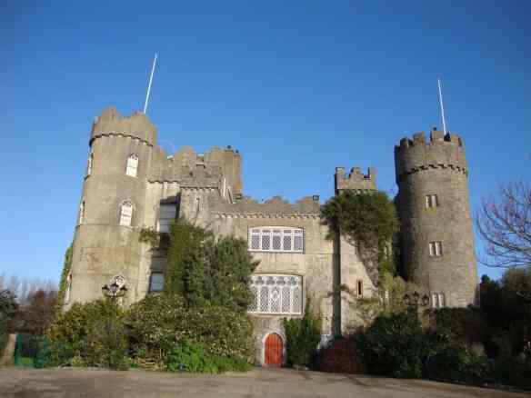 Malahide Castle, Day trips from Dublin