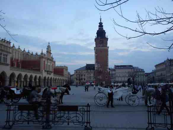 Old Town (Stare Miasto), scams in krakow