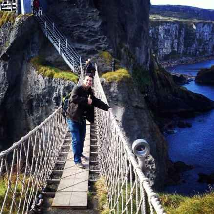 Highlights of Northern Ireland - Carrick-a-Rede