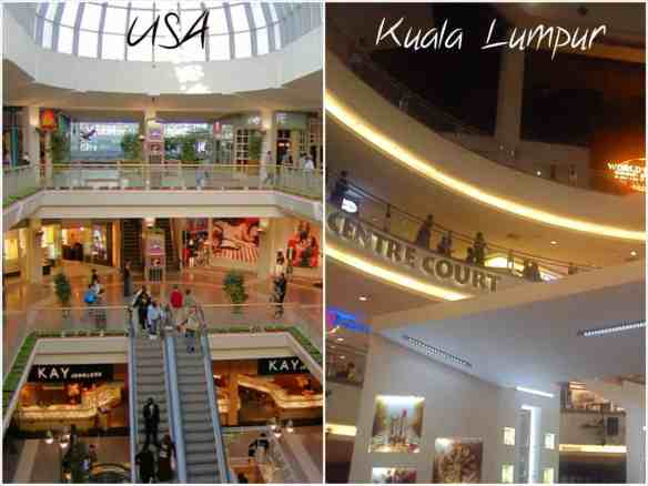 Similarities Between The USA And Malaysia Bust Cultural