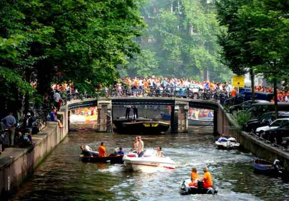 Amsterdam Canals World Cup