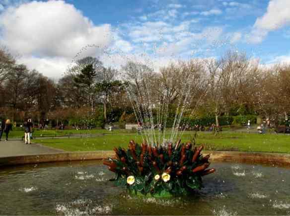 Dublin - St Stephen's Green