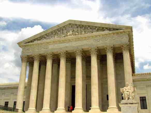 Equal Justice Under Law- US Supreme Court