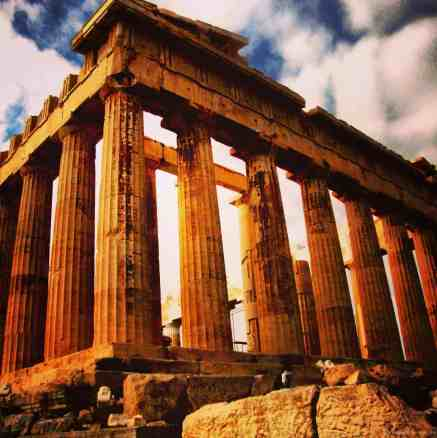 Parthenon Athens, How to Buy Cheap Plane Tickets