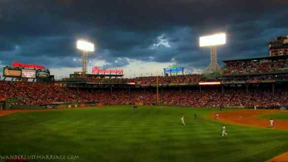 Fenway, Boston