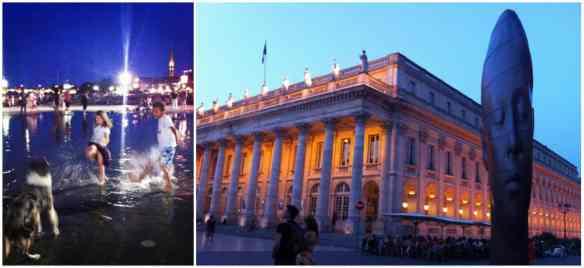 Bordeaux in Summer