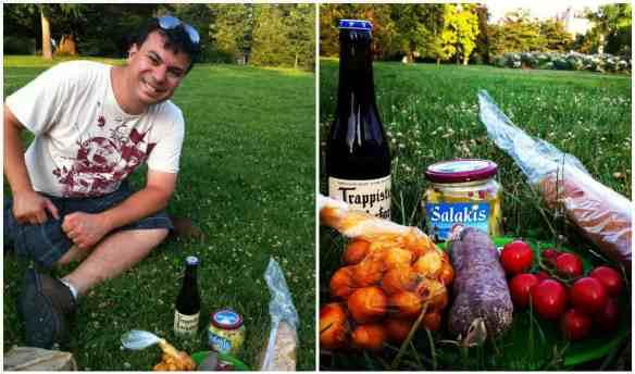 Bordeaux picnic