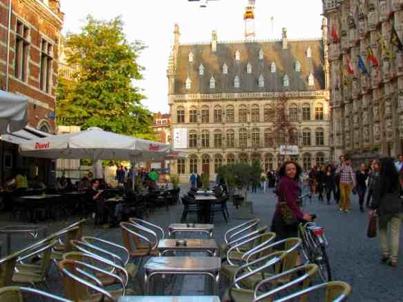 Bell bicycle Leuven