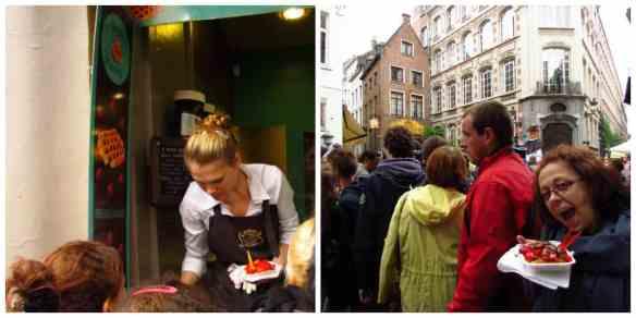 Brussels Belgian Waffles