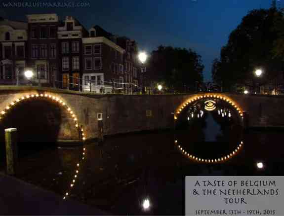 Amsterdam guided tour