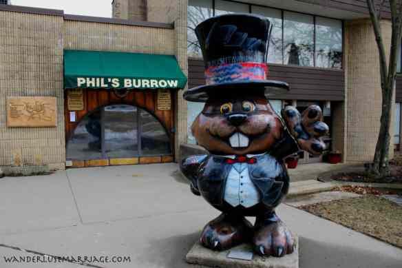 Phil's Burrow