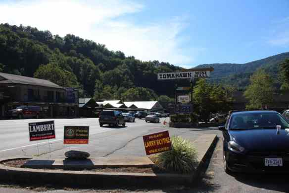 Cherokee Indian Reservation elections