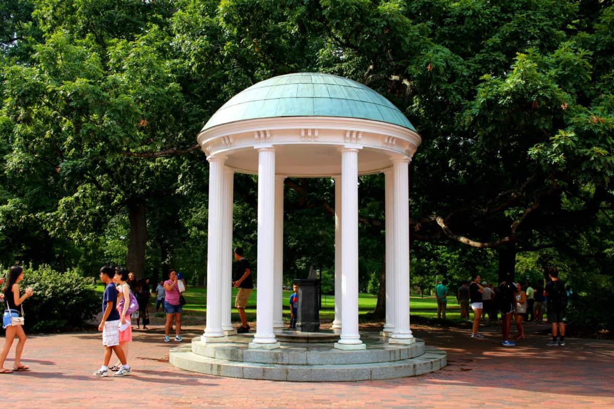 America S Oldest Public University Unc Chapel Hill