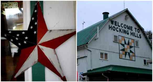 Hocking Hills Flea Market