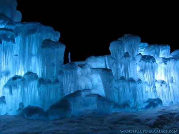 Ice Castle New Hampshire