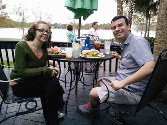 Relax Grill, Lake Eola, where to eat and drink in Orlando