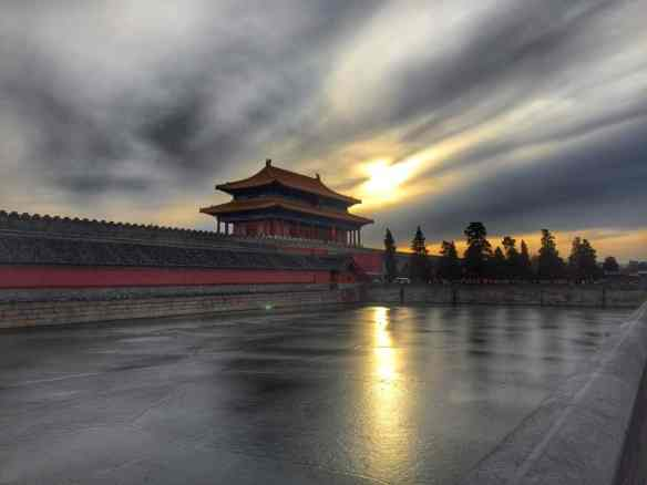 Forbidden City, Imperial Palace, Beijing - Winter