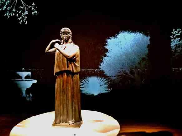 Pompeii Exhibition, Montreal Museum of Fine Arts