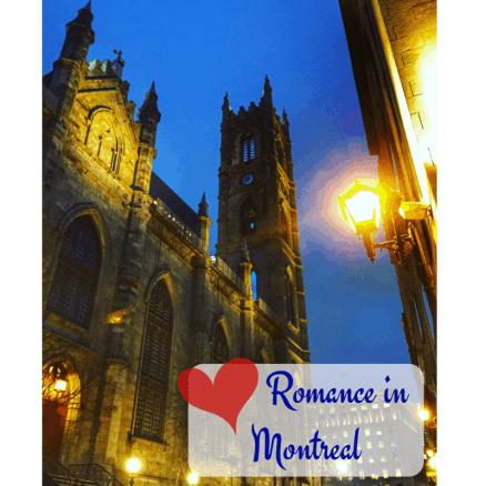 Romantic Getaway Montreal