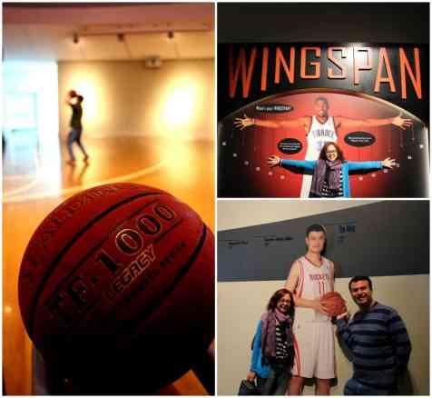 Basketball Hall of Fame, western massachusetts