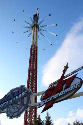 New England Skyscreamer