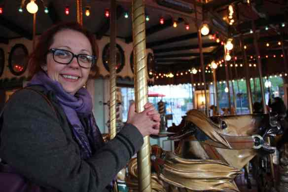 Carousel, Six Flags New England