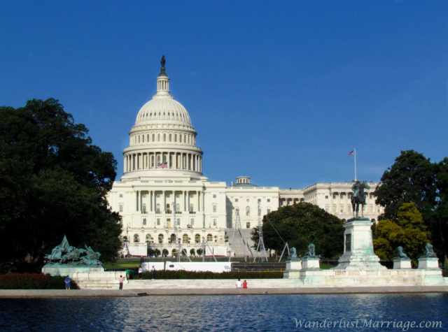 Capitol - Washington DC