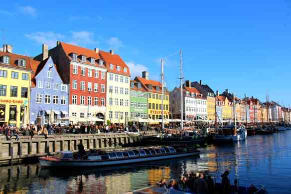 Nyhavn, must things to do in Copenhagen
