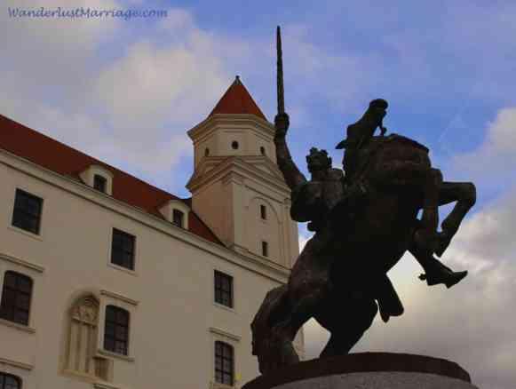 Bratislava Worth a Day Trip from Vienna?