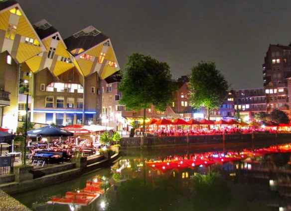 Awesome Day Trips From Amsterdam, Rotterdam