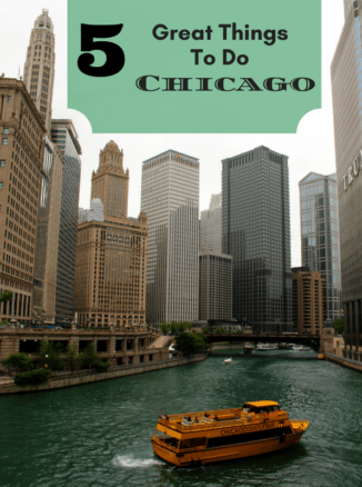 5 Great Things to Do in Chicago