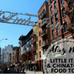 Little Italy and Chinatown Food Tour in NYC with Ahoy