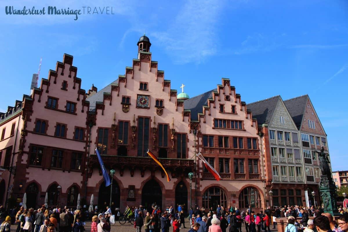 Frankfurt, Germany: 2 Day Itinerary