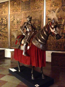 We stopped in Denmark's National Museum to learn about Danish history and the vikings.
