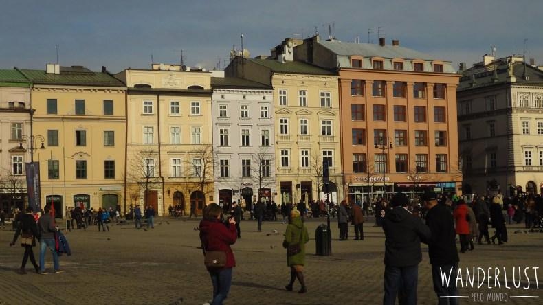 DSC03041e 1 - Uma viagem no tempo em Cracóvia