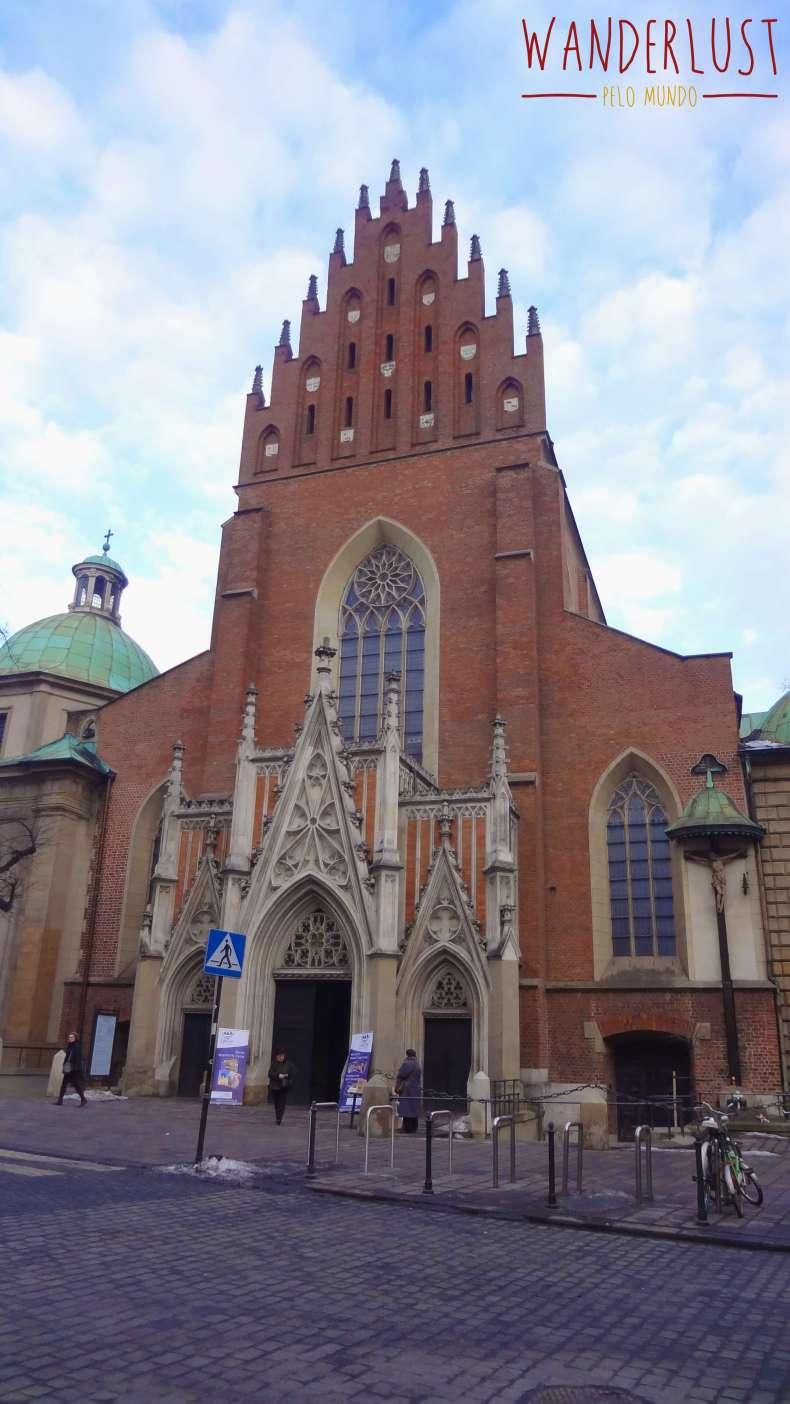 DSC03110e - Uma viagem no tempo em Cracóvia