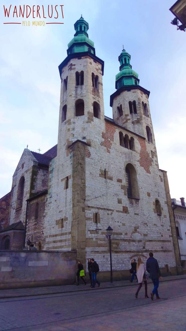 DSC03117e - Uma viagem no tempo em Cracóvia