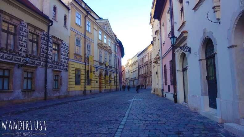 DSC03241e - Uma viagem no tempo em Cracóvia