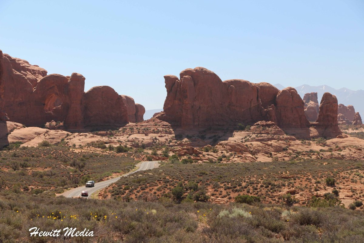 National Parks - Arches National Park