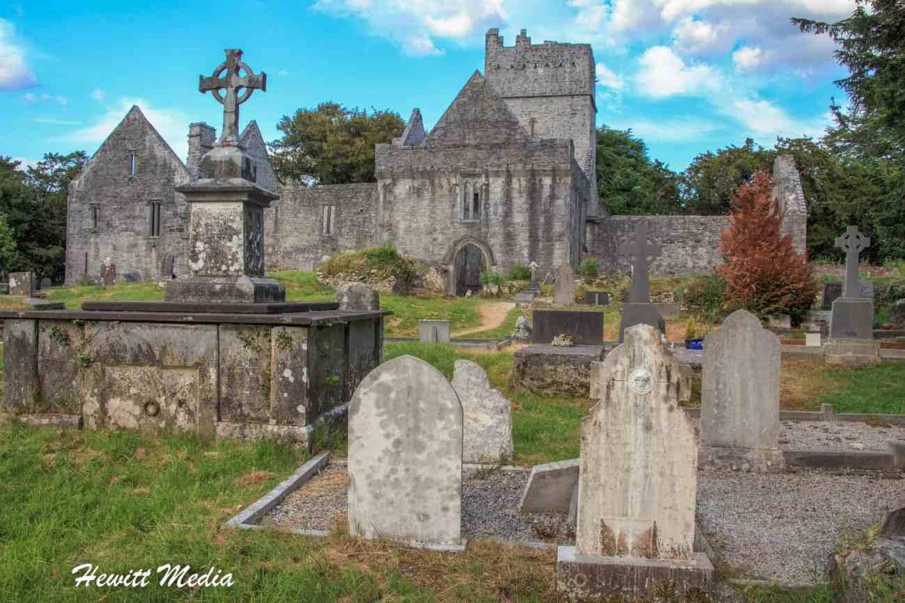 Muckross Abbey--3
