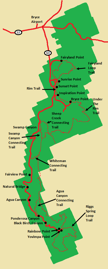 Bryce Canyon National Park Map.png