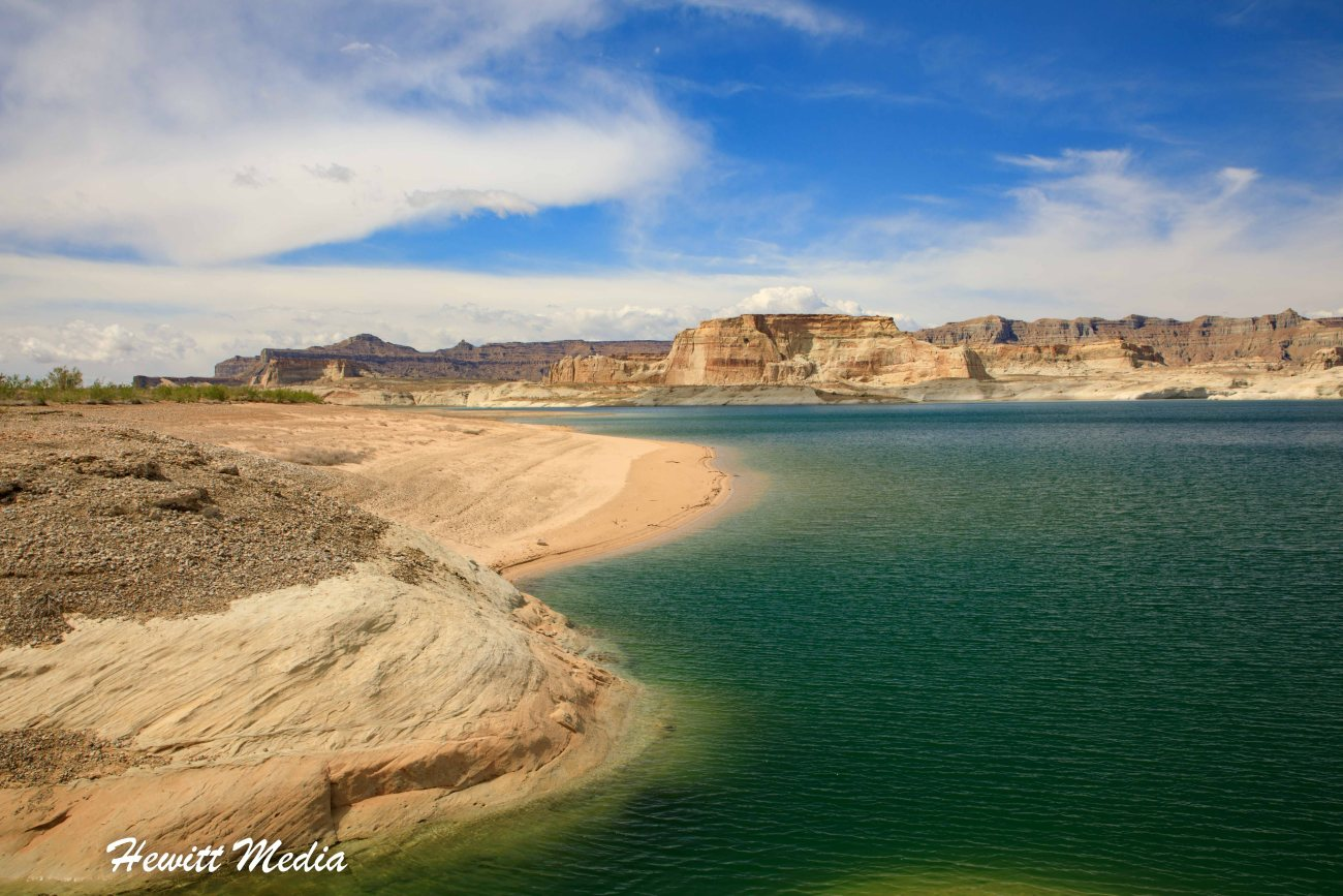 Southern Utah Attractions - Glen Canyon National Recreation Area