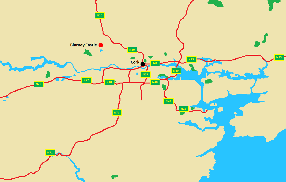Blarney Castle Area Map.png