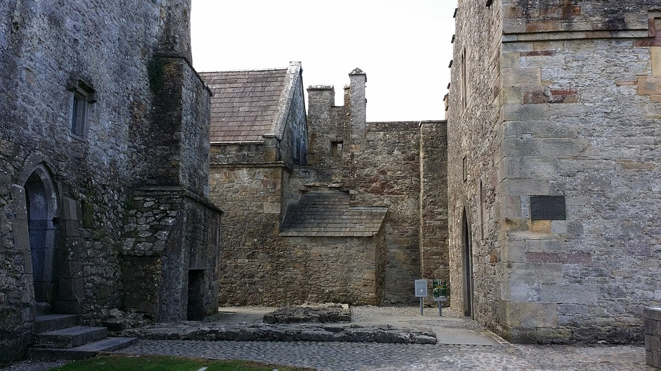 Cahir Castle Interior
