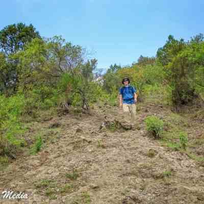 Descending Mount Meru