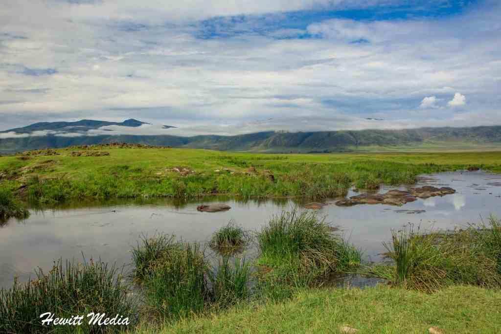 Tanzania Safari Itinerary - Ngorongoro Crater